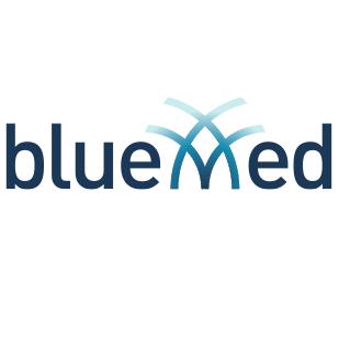 BLUEMED logo