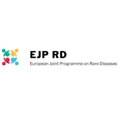 EJP RD  European Joint Programme on Rare Diseases logo