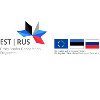 Estonia – Russia Cross Border Cooperation Programme 2014-2020 logo