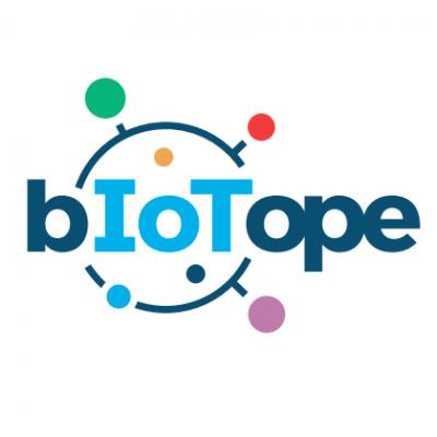 bIoTope (Horizon 2020) logo