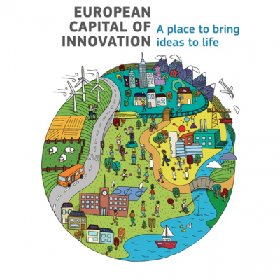 European Capital of Innovation logo