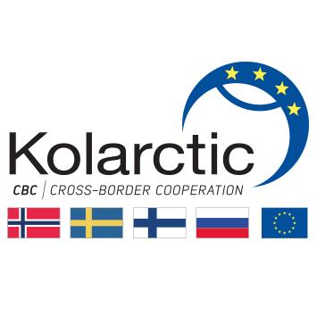 Kolarctic CBC 2014-2020 institution logo