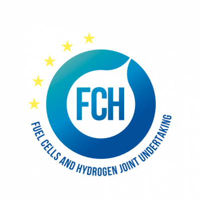 Fuel Cells and Hydrogen Joint Undertaking (FCH JU) logo