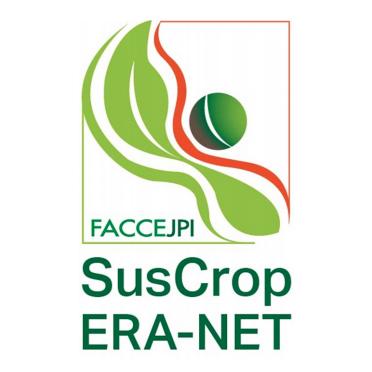 SusCrop - ERA-NET Cofund on Sustainable Crop Production logo