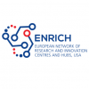 ENRICH in the USA institution logo