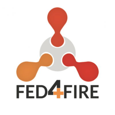 Fed4FIRE logo