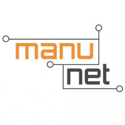 MANUNET logo