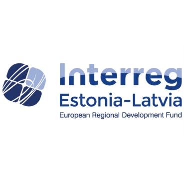 Interreg - Estonia Latvia logo