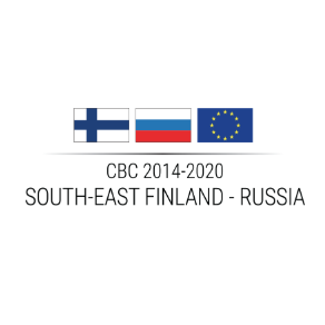 South-East Finland – Russia CBC logo