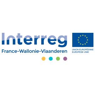 Interreg V France-Wallonie-Vlaanderen logo