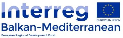 Interreg Balkan Mediterranean logo