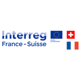 Interreg V A France-Suisse logo