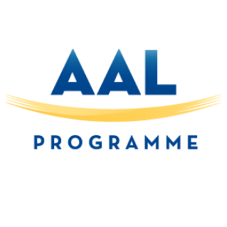 AAL - Active and assisted living programme logo