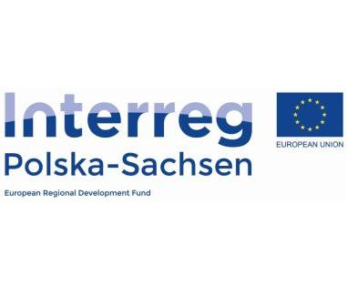Interreg Polen – Sachsen logo