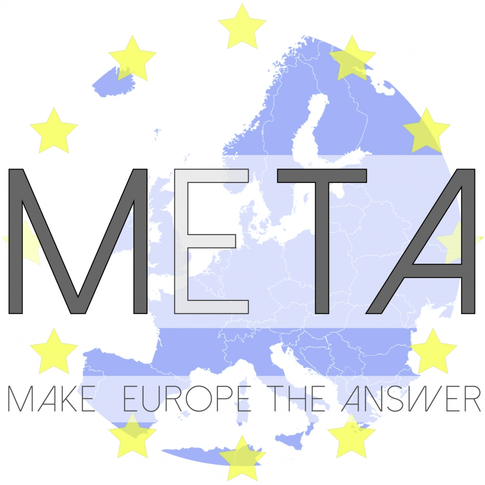 M.E.T.A. - Make Europe The Answer user picture