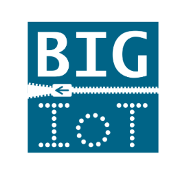 BIG IoT (Horizon 2020) logo