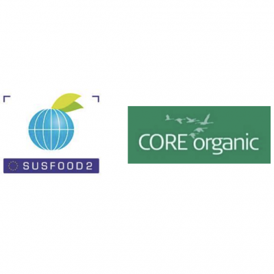 SUSFOOD2 and CORE Organic logo