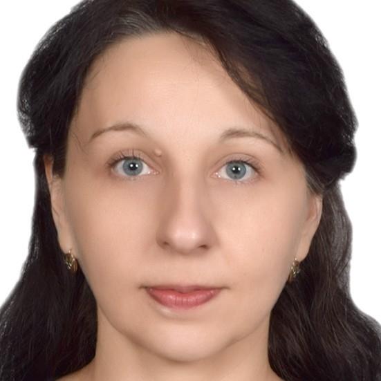 Halina Falfushynska user picture