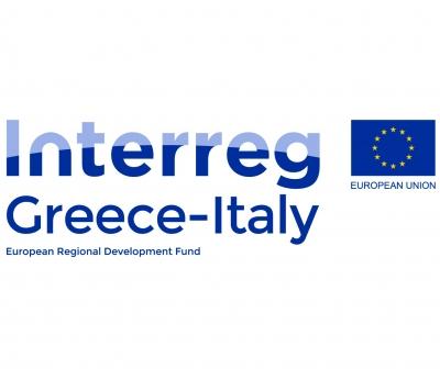 Interreg Greece-Italy logo