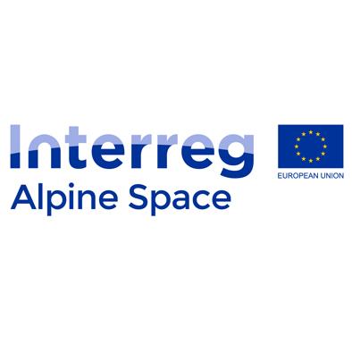 Interreg Alpine Space logo
