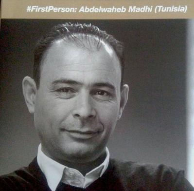 Madhi abdelwaheb   Activiste société civil et millitant  droits de l'homme  President of civil pole for developement and human right user picture