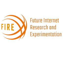 FIRE - Future Internet Research and Experimentation logo