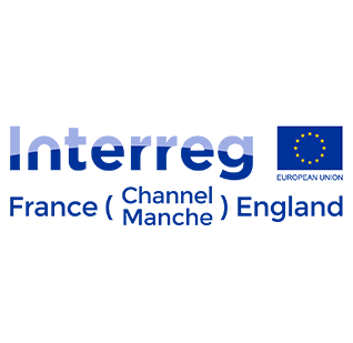 Interreg France - England  (Channel Manche) logo