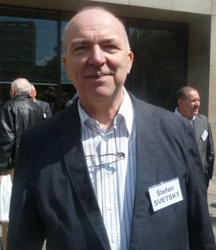 Stefan Svetsky (Slovak University of Technology) user picture