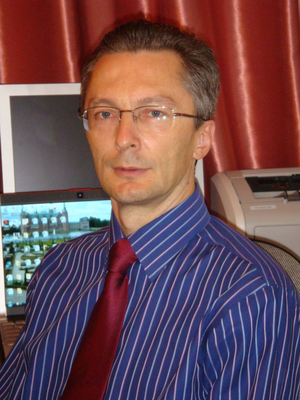 Prof. Sergii Riabov, Institute of Macromolecular Chemistry the NAS of Ukraine user picture