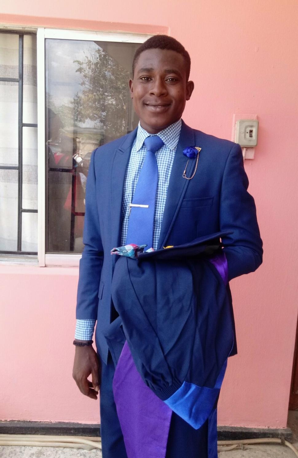 Alexander Ajibola Meroi user picture