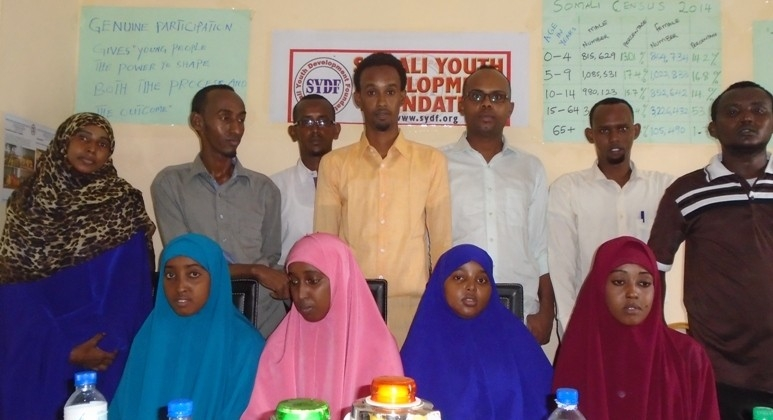 Somali Youth Development Foundation (SYDF) user picture