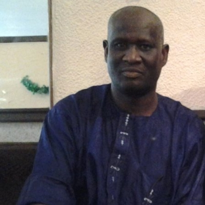Dr. Amadou Aliou Sow user picture